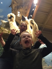 Fun at Cabelas